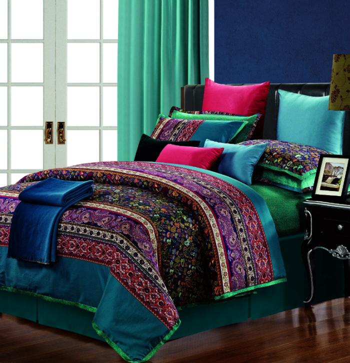 Bedroom Decor Black Luxury Bedroom Furniture Uk Teal Accent Wall Bedroom Bedroom Furniture Egypt: Grab The Most Comfortable Bedding For Eclectic Bedroom