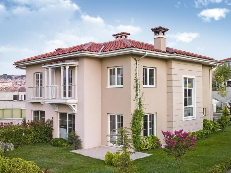 Find the most popular exterior house color for exciting - Trending exterior house colors 2017 ...