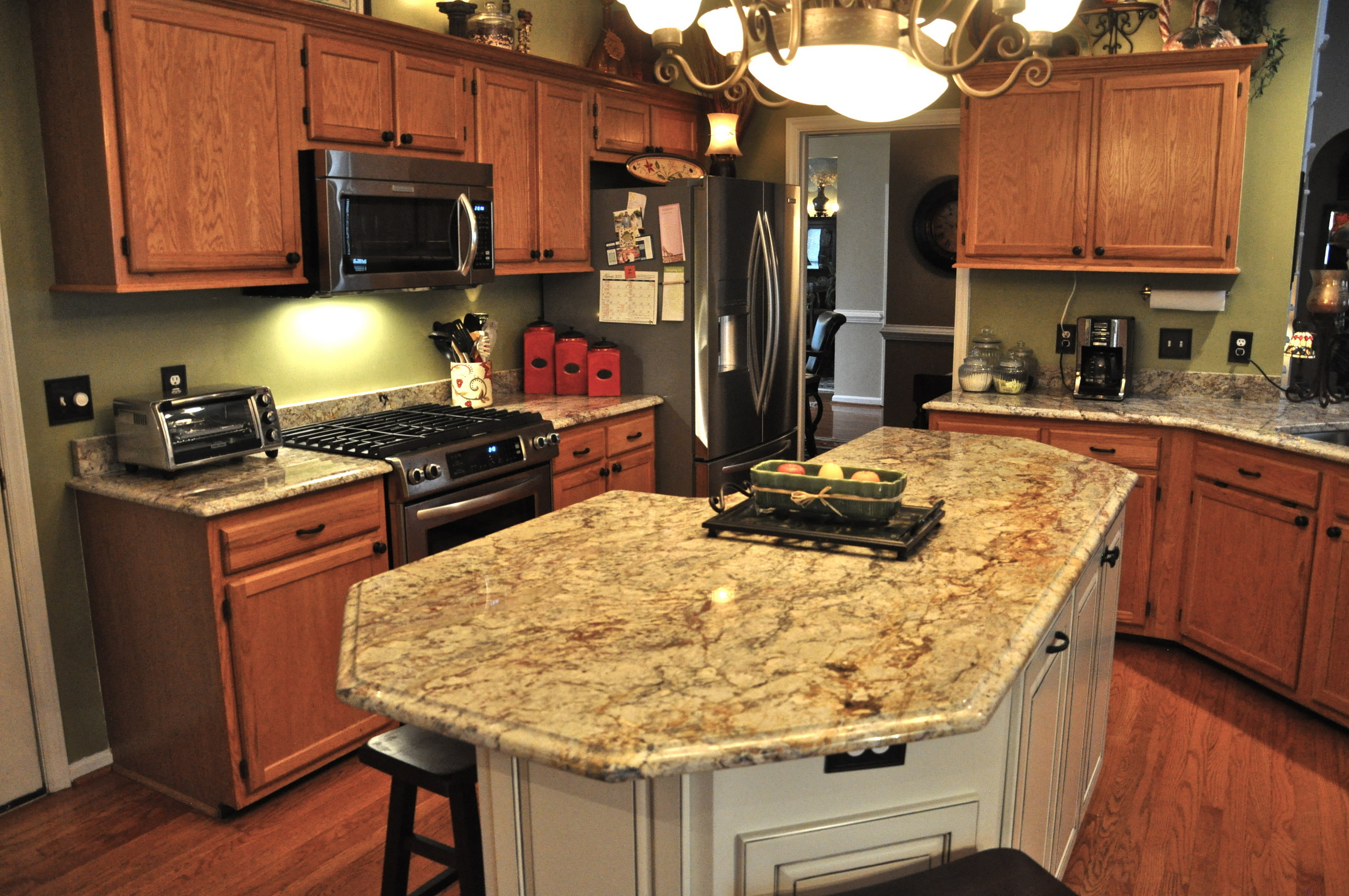 5 Favorite Types of Granite Countertops for Stunning ... on Pictures Of Granite Countertops With Maple Cabinets  id=58533