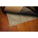 Best rug pad for hardwood floors fiber rug pads for beautiful wooden floors simple black and cream rug