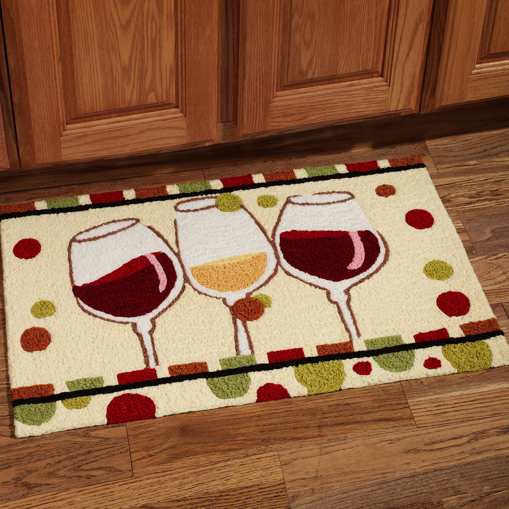 Kitchen Table On Rug: Best Kitchen Rugs And Mats Selections