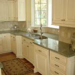 Costa Esmeralda granite countertop for kitchen classic white modern kitchen white kitchen furniture wooden floor decorative jars