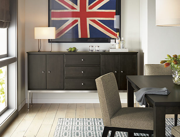 S Fe Custom Dining Room Cabinet: Dining Room Storage Cabinets