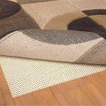 Polyurethane Rug Pads Best rug pad for hardwood floors beautiful natural wooden floors green beige rug