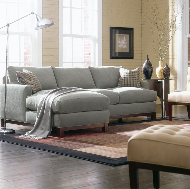 Types of best small sectional couches for small living rooms homesfeed for Best sofa for small living room