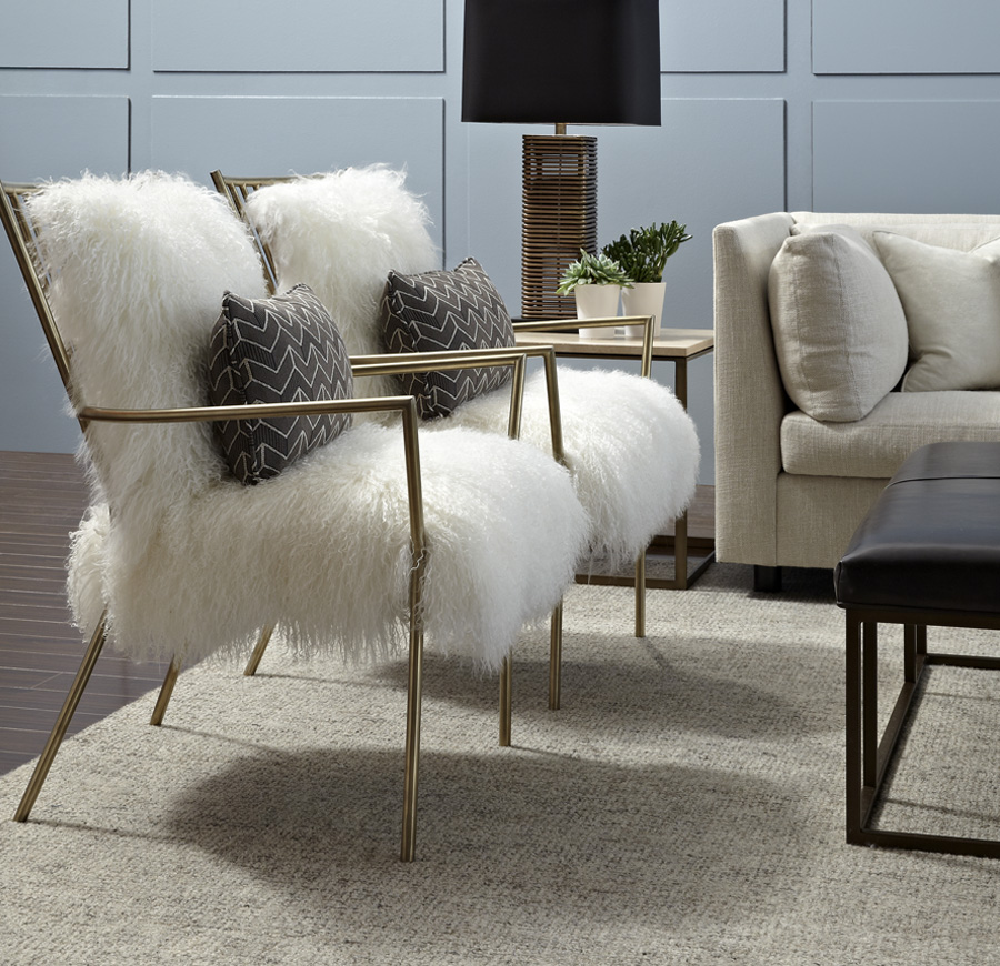 Faux Sheepskin Throw Chasing Luxury In Fashionable Look Homesfeed