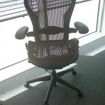 Aeron Chair Window Shader