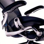 Aluminum Aeron Chair