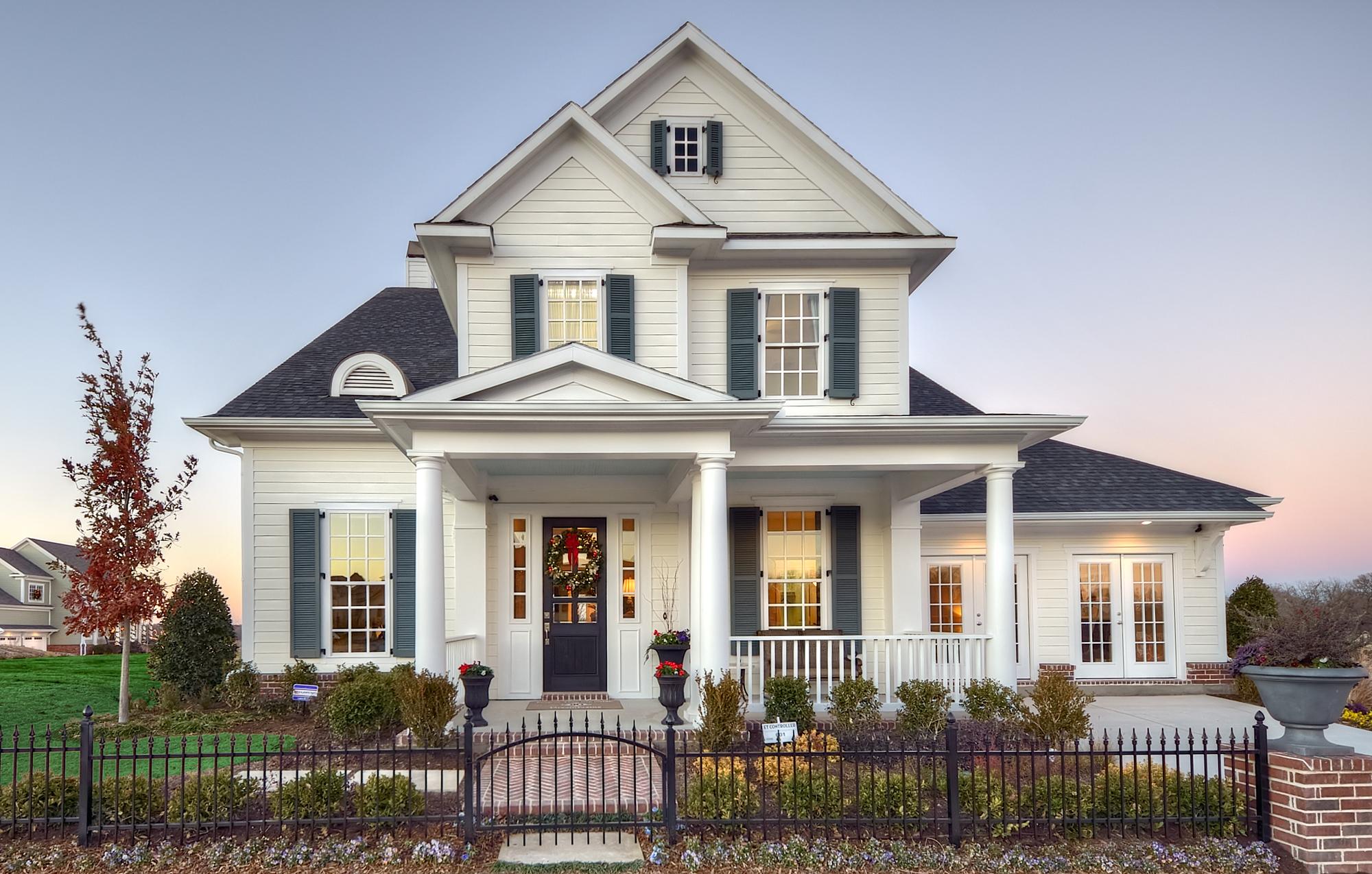 American Home Design Inspiration – HomesFeed