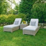 awesome backyard ideas with kingsley bate sag harbor chaise lounge and also side table plus grey cushion and beautiful garden ideas