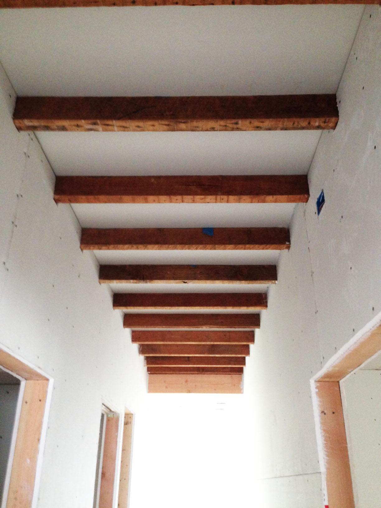 Exposed Ceiling Beams Ideas Homesfeed