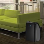 best air purifiers for smoke hardwood floor modern living room lime green sectional sofa