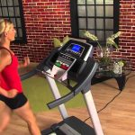 best treadmill under $1000 Proform 505 CST Treadmill the iPod built-in sound system