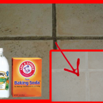 best waty to clean tile grout with homemade cleaner white vinegar and baking soda diy easy simple claner