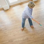 best white blue mop for hardwood floors easy cleaning method