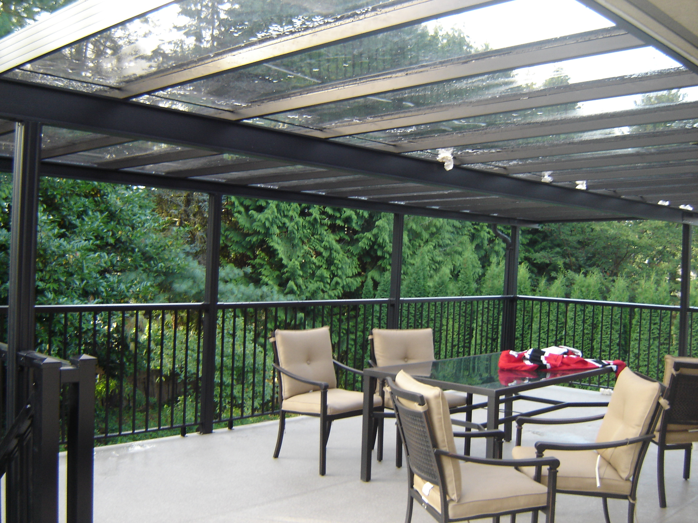 Backyard Patio Covers: From Usefulness To Style - HomesFeed on Backyard Patio Cover  id=15133