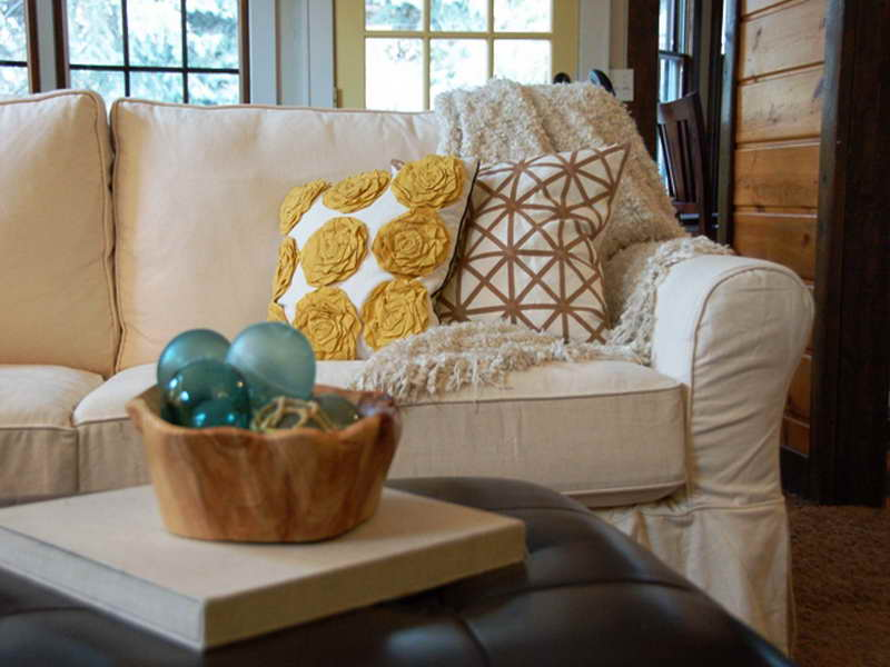 sweet white sofa cover   Pottery Barn Sofa Slipcover – Best Solution for Daily ...