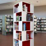 Portable Home Library Design