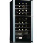 bootle dual zone wine cooler