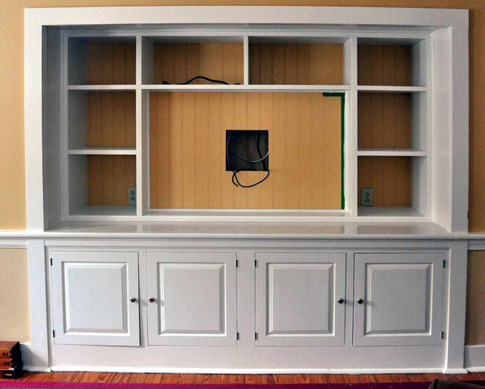 Built In Cabinet Ideas Homesfeed