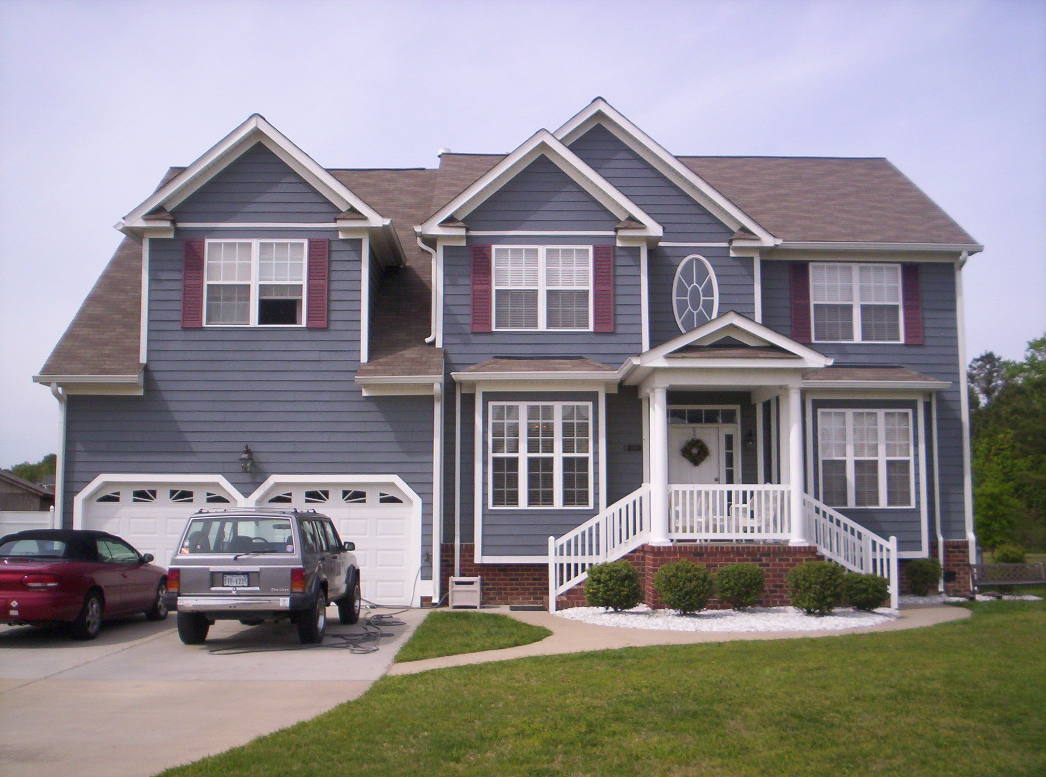 Most Popular Exterior House Colors – HomesFeed
