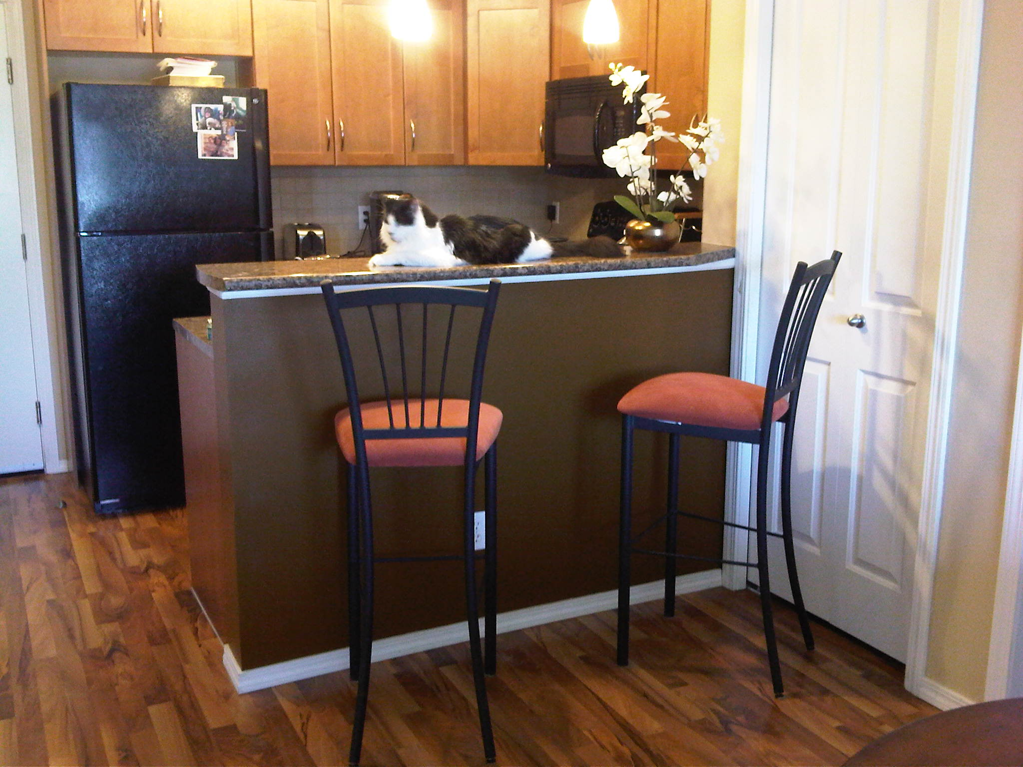 Kitchen Bar Table Homesfeed