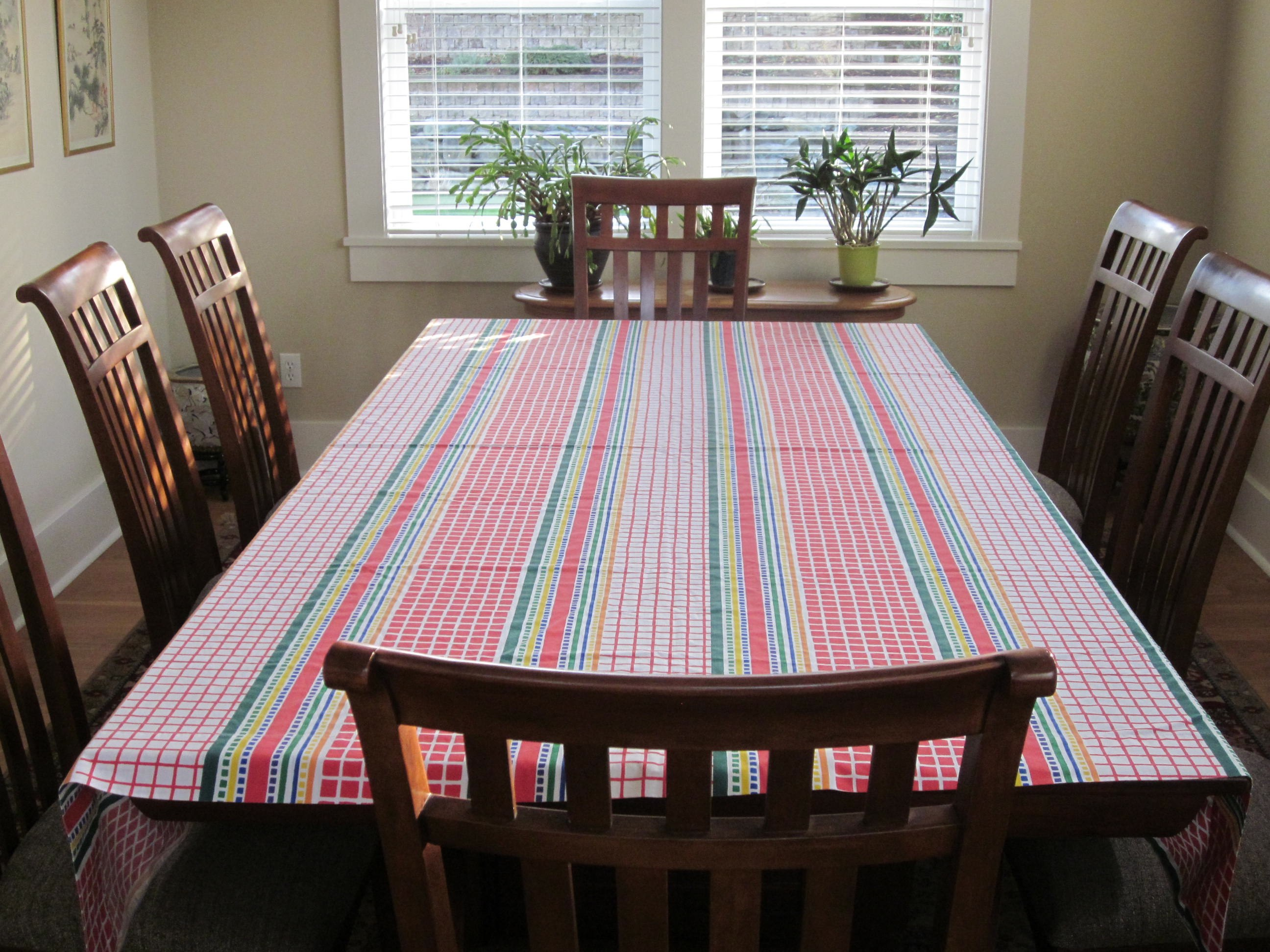 Dining Room Table Cloth Homesfeed