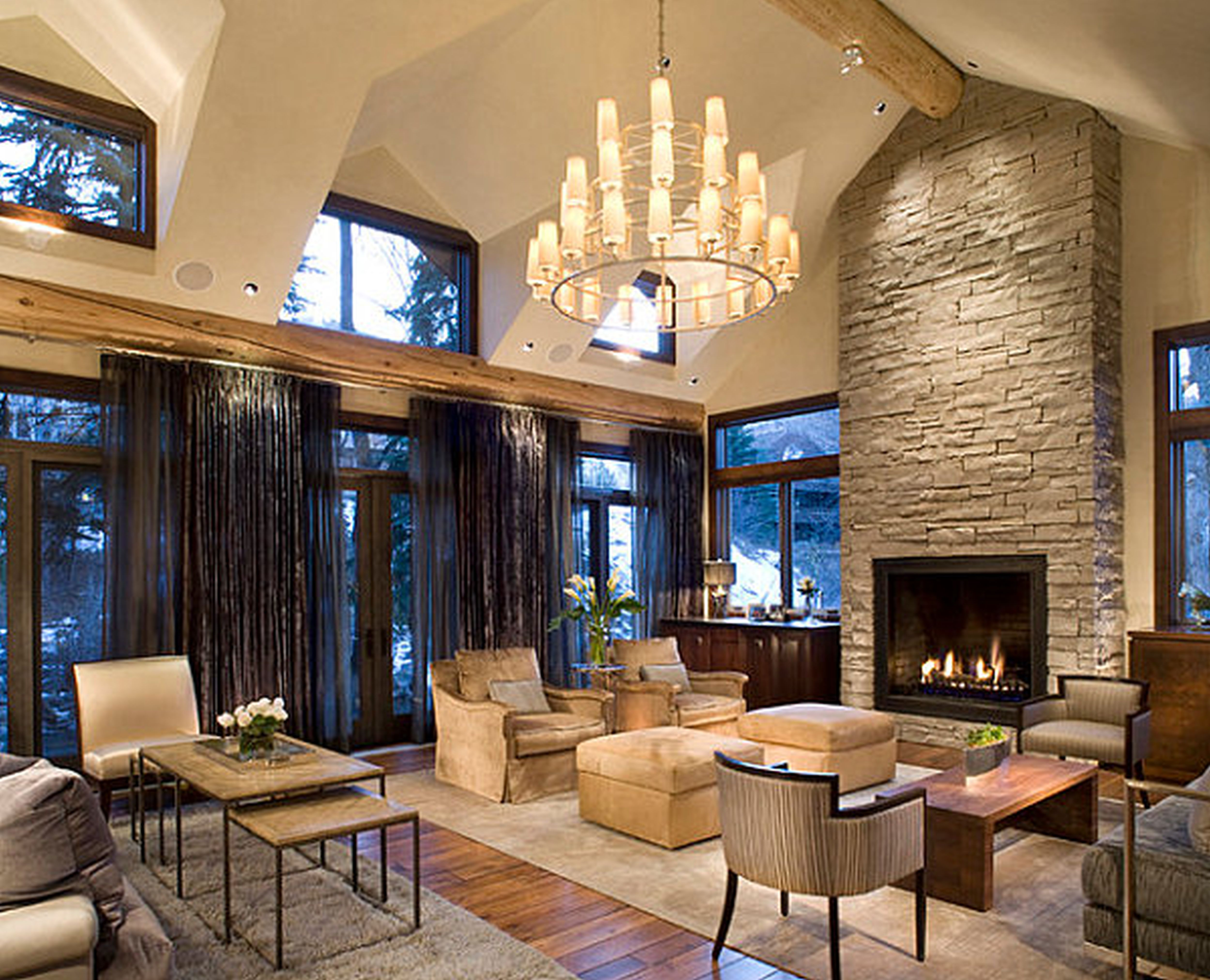 Rustic Home Design - HomesFeed