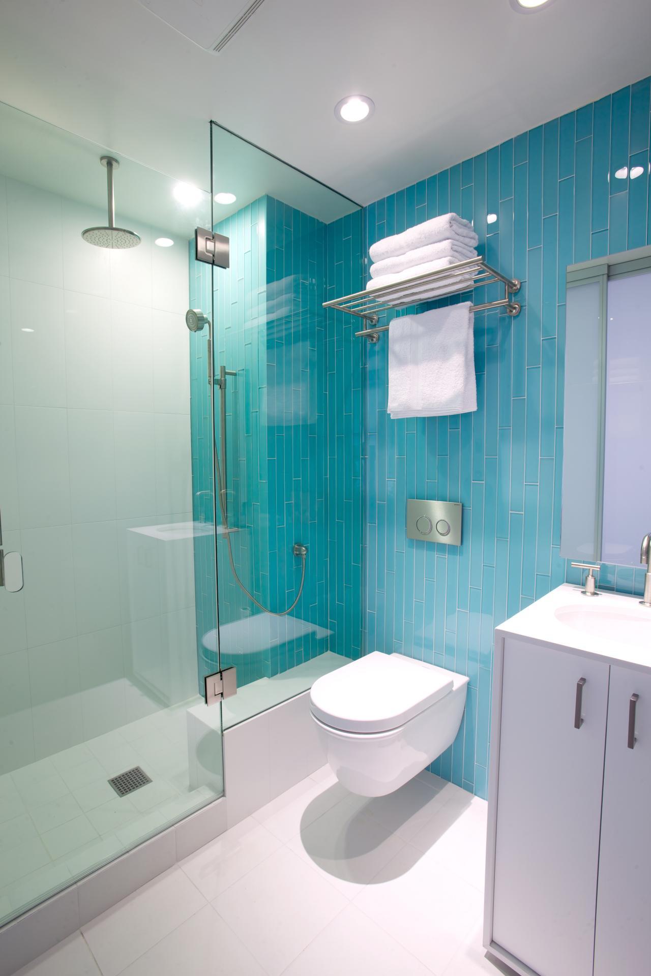 Clean Tile Shower Floor
