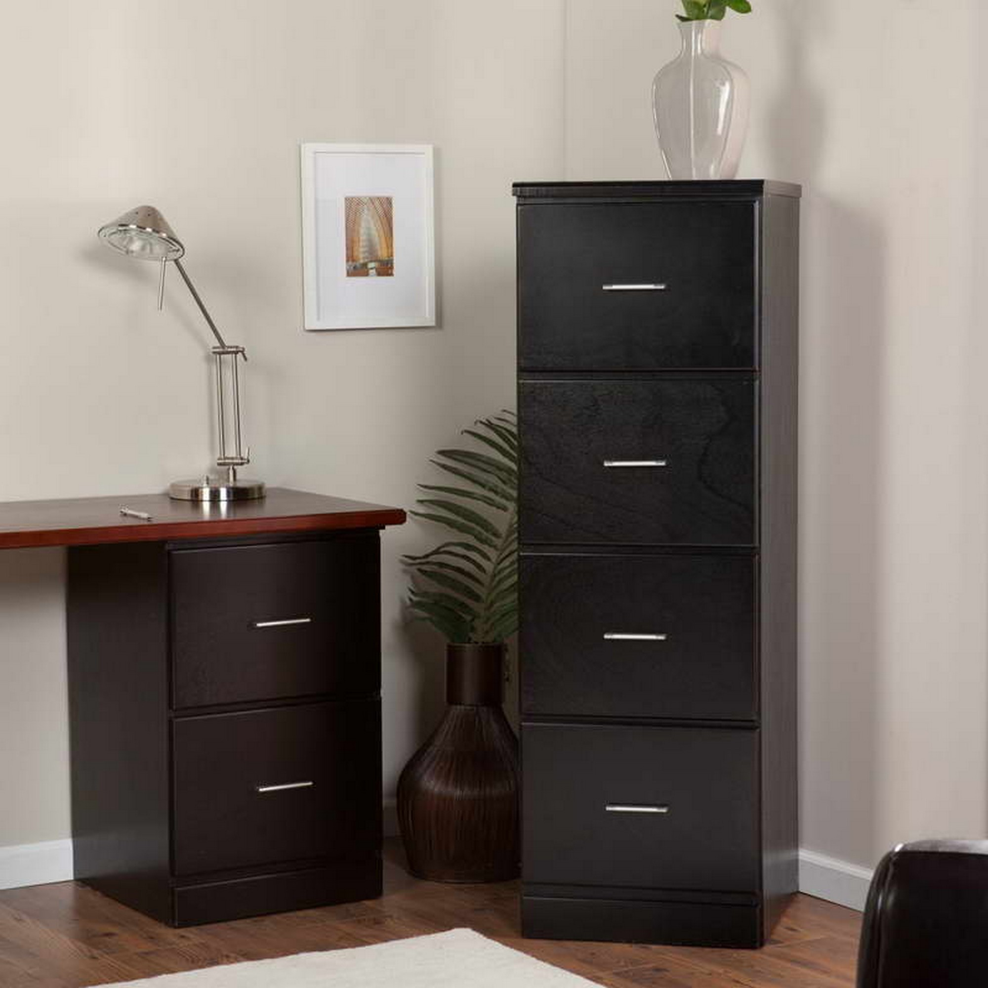 Metal Dining Room Furniture Decorative Filing Cabinets For Both Style And Function