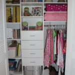 closet organizer small drawers hanger clothes