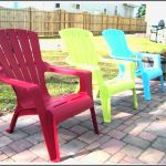 colorful walmart patio chairs idea in green blue and red on paved paio aside green grassy meadow