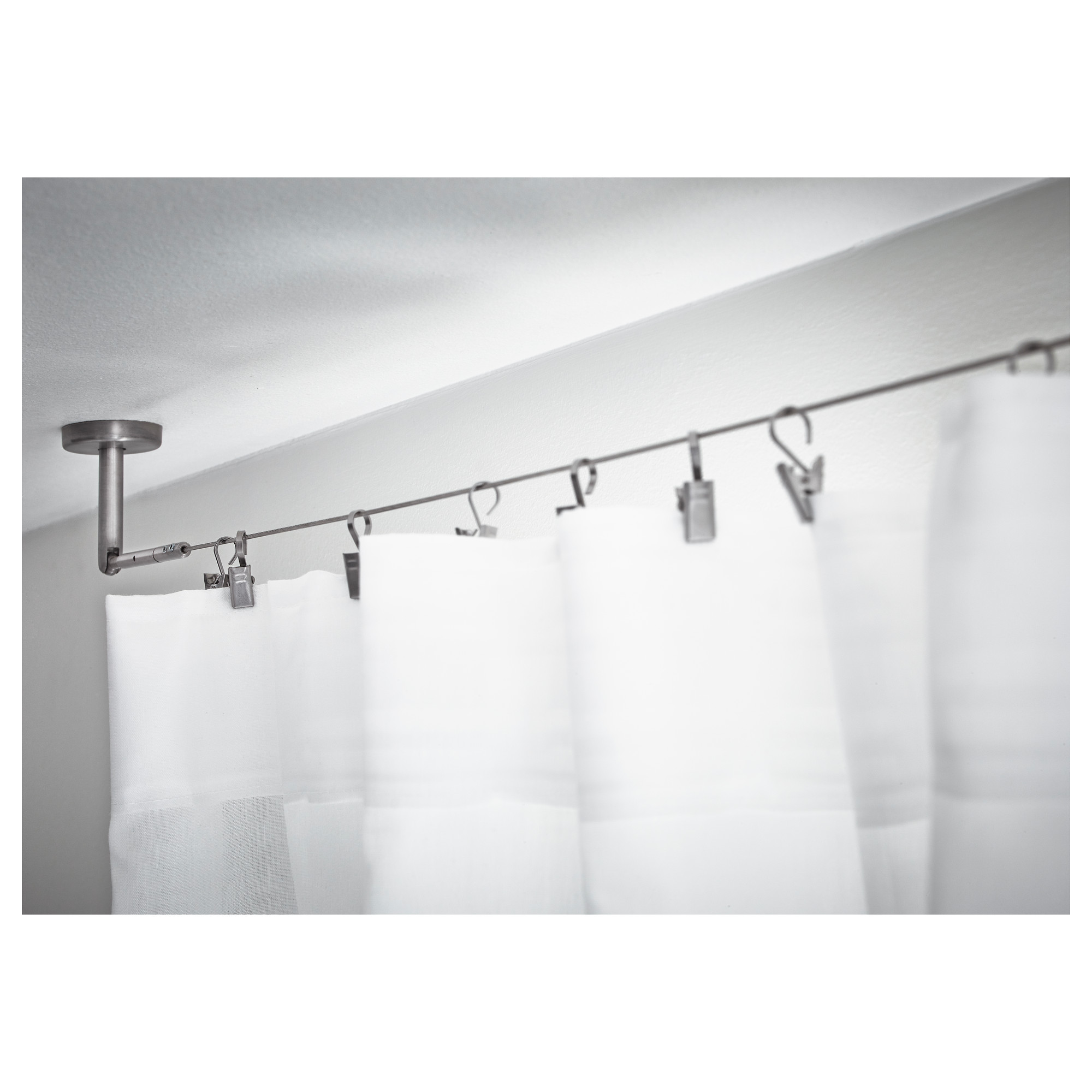 Tension Curtain Rods Ikea Homesfeed