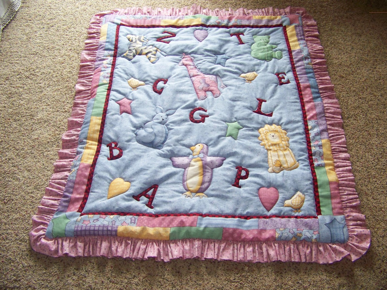 Some Worth Diy Baby Quilt To Make For Your Beloved One