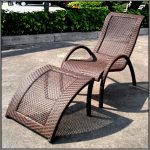 exotic brown reclining chair idea by walmart patio chair with long footresta nd curved armrest
