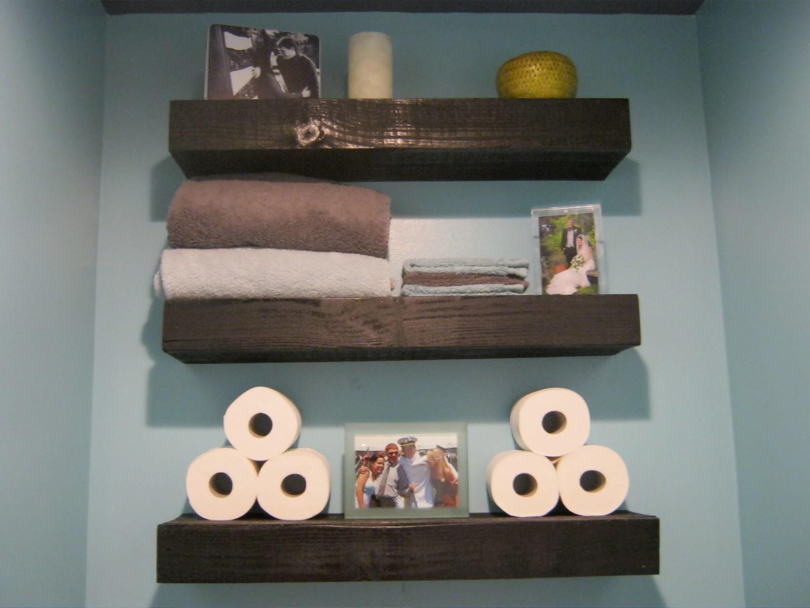 Kitchen Towel Bar Black