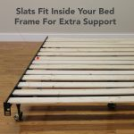 Floor Wood Bed Board