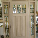 Front Door Wood Style