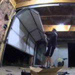 garage door lamps
