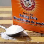homemade baking soda cleanser to get rid of pet odor easy natural homemade cleanser spoonful of baking soda