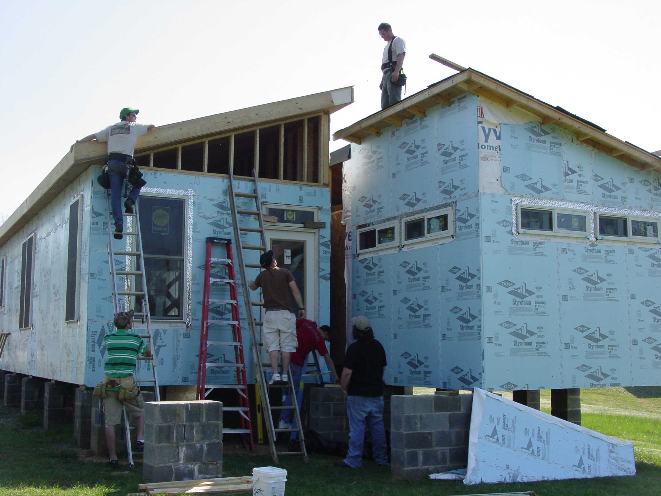 A glance of insulating exterior walls homesfeed - Adding rigid insulation to exterior walls ...
