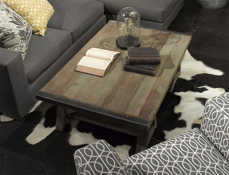 High End Coffee Tables To Create An Interesting Look Of A
