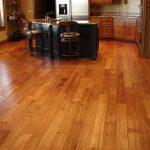 kitchen floor wood chairs freezer cabinet