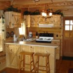 kitchen rustic home set lamps chairs
