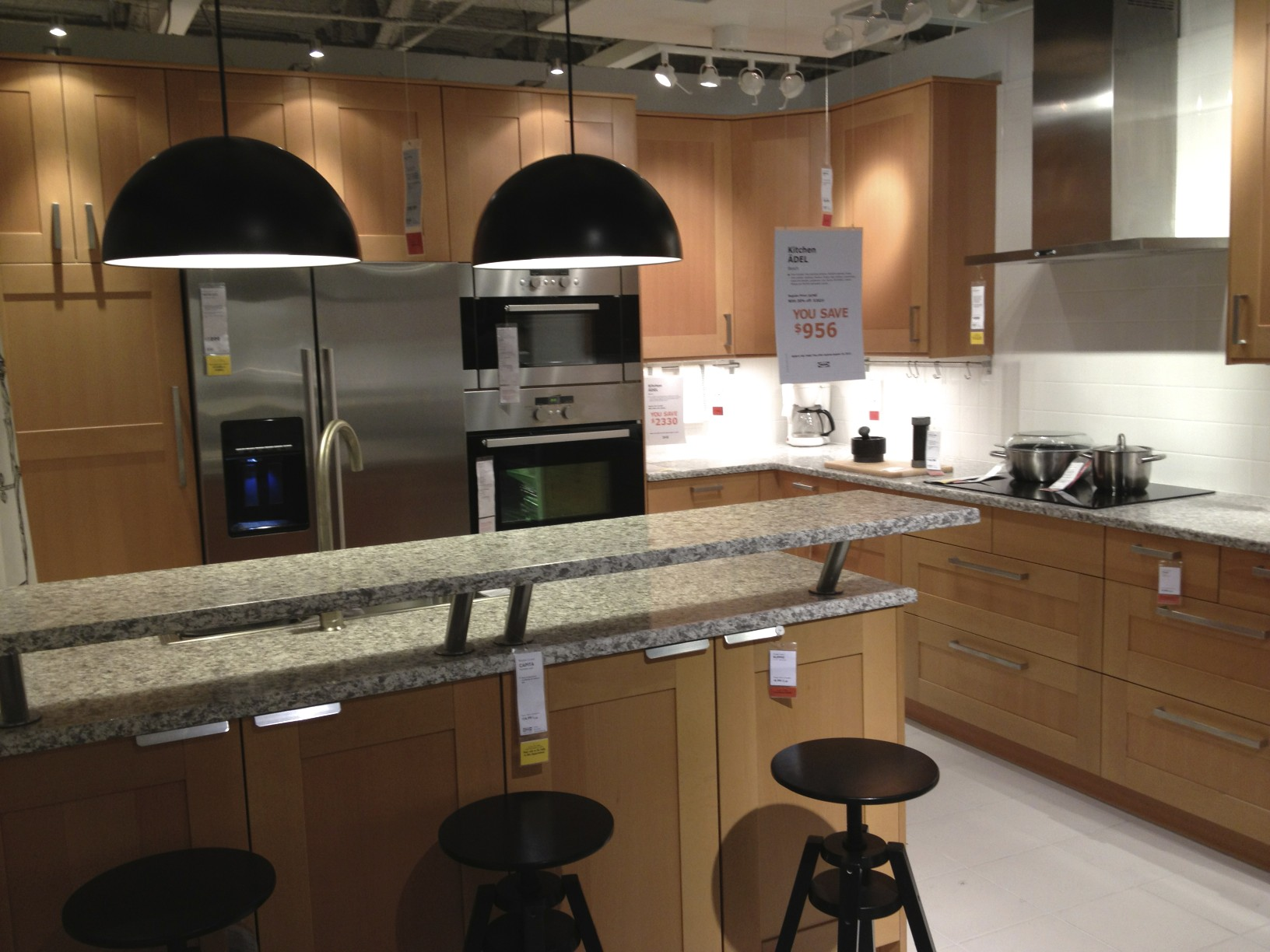 Images Of Stainless Steel Kitchen Islands And Breakfast Bar