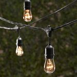 lamps lights string black