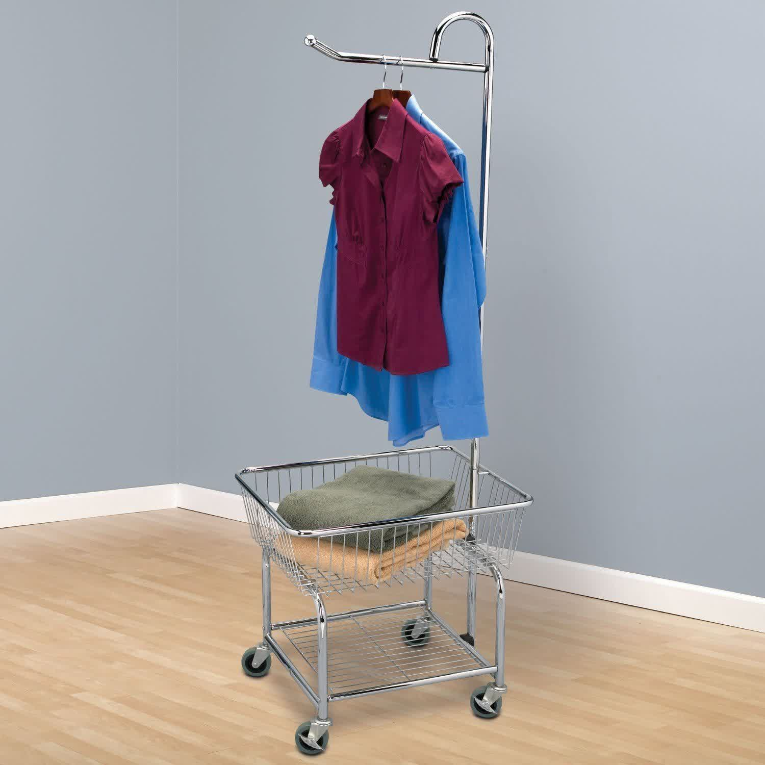 An Easy Solution To Carry Out The Heavy Laundry In Your