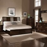 light bold natural color combinations bedroom bold wooden floor dark brown wooden bed white bedsheet natural wooden furniture simple wall pictures dark brown curtain light mat