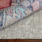 lock natural rug pad