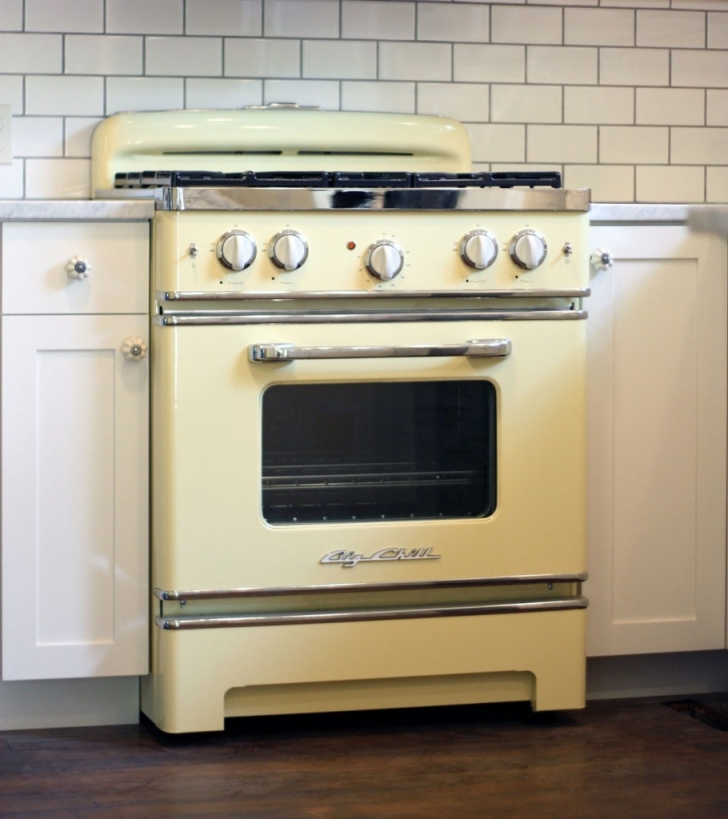 Invade Your Home Interior with Retro Style Appliance for ...